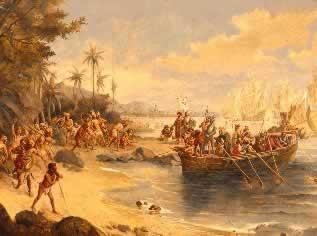 Imagens da navegação portuguesa