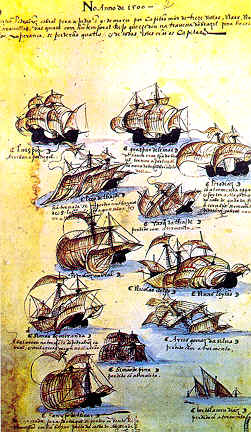 Frota da Esquadrilha portuguesa